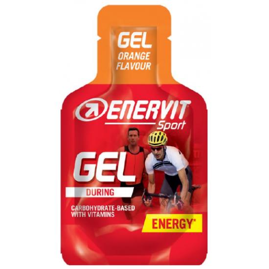 ENERVIT Sport GEL - pomaranča