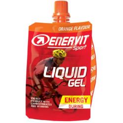 ENERVIT Sport LIQUID GEL - pomaranča