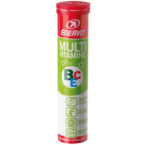 ENERVIT Sport MULTIVITAMINE 20 šumečih tablet