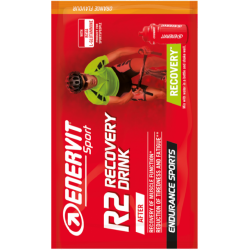 ENERVIT Sport R2 RECOVERY DRINK - pomaranča
