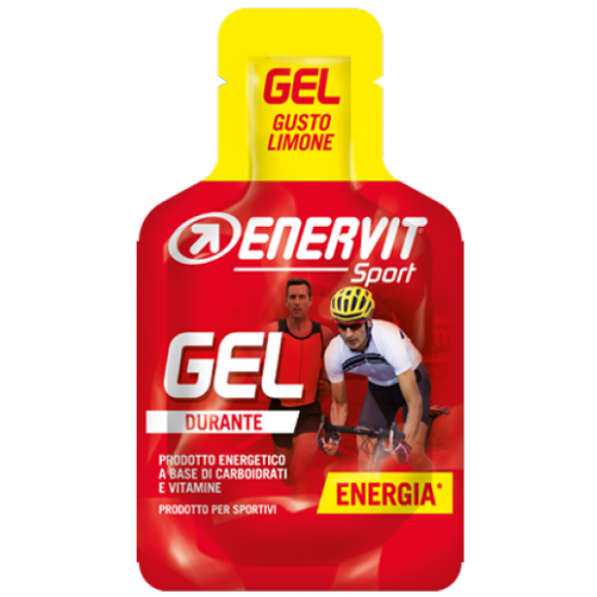 ENERVIT Sport GEL - limona