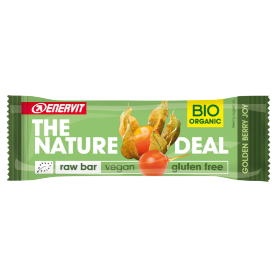 The Nature Deal, presna, BIO tablica - Zlato jagodičevje